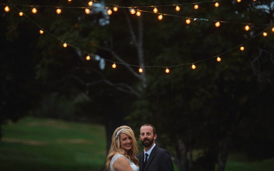 Nick + Janna Wedding