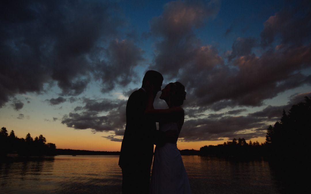 Corey + Trish Wedding